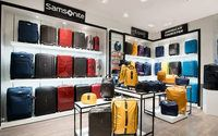 Le groupe Samsonite déploie son concept Rolling Luggage à Paris Saint-Lazare