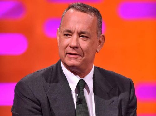 Tom Hanks était fasciné par Johnny Hallyday