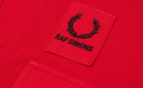 Fred Perry x Raf Simons:  déjà 10 ans de collaboration