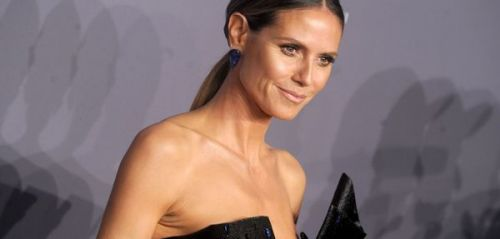 PHOTOS. So hot ! Heidi Klum totalement nue