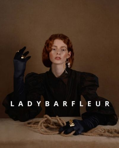 * Lady Barfleur * for FacticeMagazine January