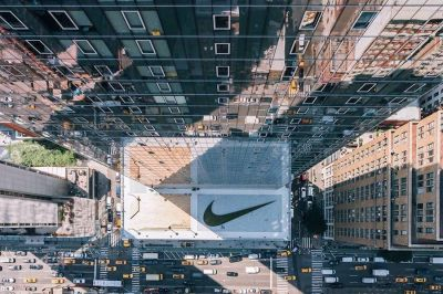 Dazzling Nike's New York Headquarters