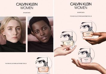 Calvin Klein Women Intense ~ new perfume