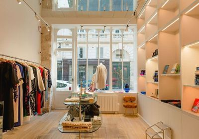 ElleFashionSpot:  The Place London, le concept store à l'esprit British