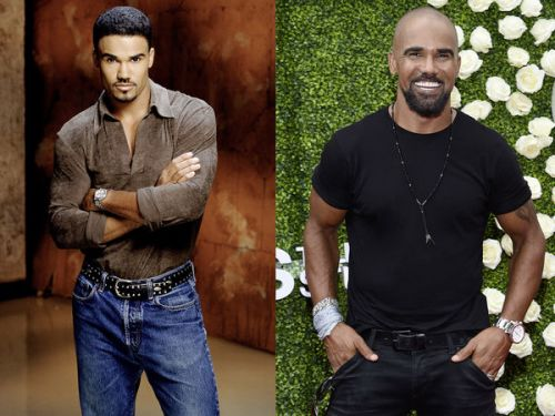 PHOTOS. Shemar Moore a 49 ans : l'évolution du look de la star sexy