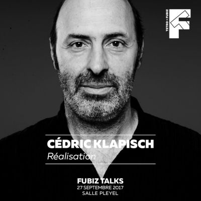Fubiz Talks 2017 - Meet Cédric Klapisch