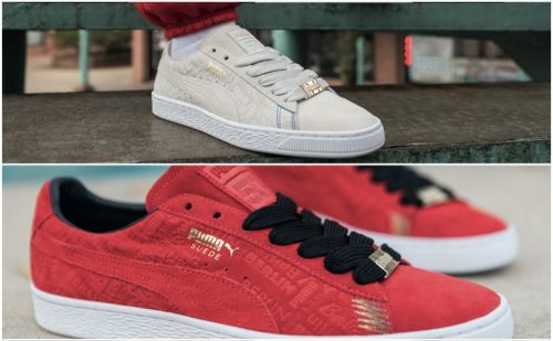 Hommage au hip-hop avec le pack Suede 50 Breakdance Cities de Puma