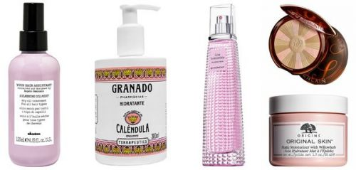 Guerlain, Origins, Givenchy, Davines. la it list de la semaine