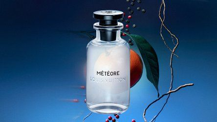 Louis Vuitton Meteore ~ new fragrance