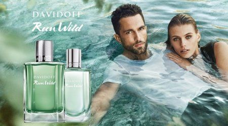 Davidoff Run Wild ~ new fragrances