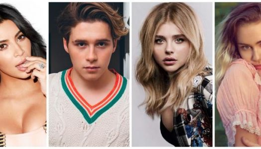 Kim Kardashian en mini string, Chloë Grace Moretz & Brooklyn Beckham en couple, Miley Cyrus nue. Le Top News de la semaine