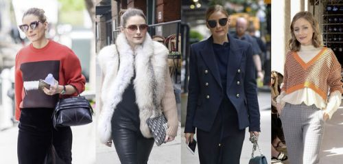 Dans le dressing de la it-girl:  Olivia Palermo !