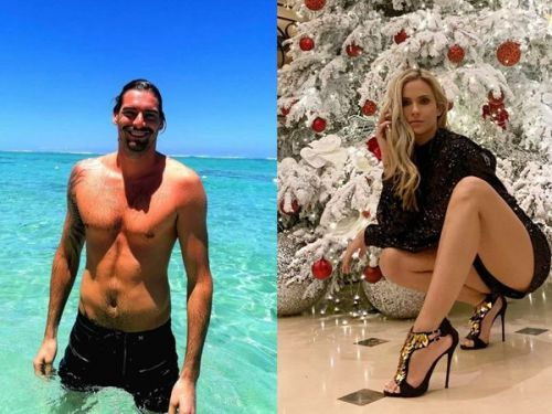 Camille Lacourt, Clara Morgane. le best of Instagram de la semaine