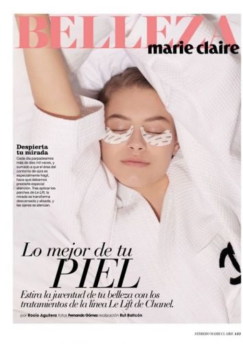 Marie Claire Spain