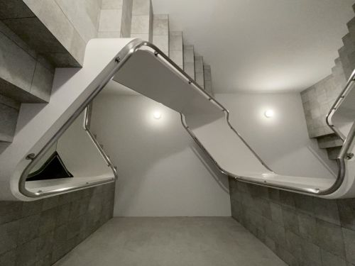 Illusory Infinite Staircase by Leandro Erlich