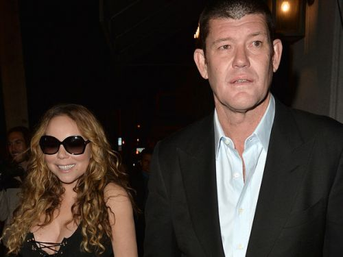 Mariah Carey reçoit une grosse somme d'argent de son ex James Packer