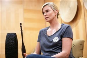 'Atomic Blonde', super agent secret: son nom est Theron, Charlize Theron