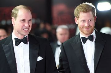 William sera le témoin de mariage du prince Harry