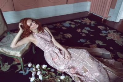 * The Romantic Suite and Garden * for FacticeMagazine 12