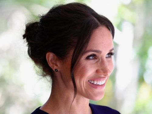 Comment Meghan Markle a dû mentir à son entourage pour sa venue aux British Fashion Awards
