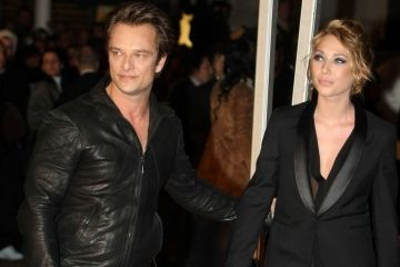 Album posthume de Johnny Hallyday:  Laura Smet et David Hallyday intentent une action en référé