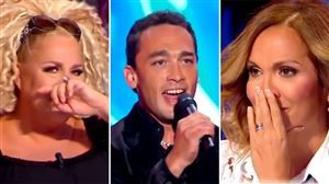 Ce sosie vocal de Johnny Hallyday bouleverse le jury de La France a un incroyable talent: Marianne James en larmes
