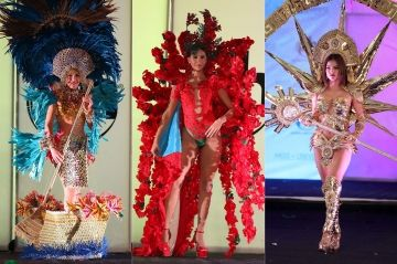 Miss Univers 2017:  les 20 costumes les plus extravagants