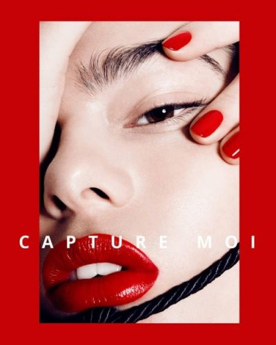 * Capture Moi * for Factice Magazine Exclusive January