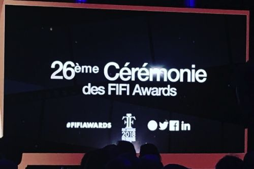 FIFI Awards 2018:  IFF, Twilly d'Hermès et Y d'Yves Saint Laurent distingués