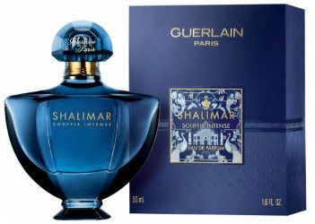 Guerlain Shalimar Souffle Intense ~ new fragrance
