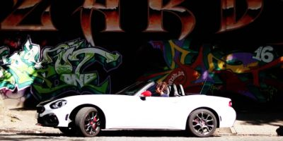 A PERFECT DAY WITH THE NEW ABARTH 124 SPIDER