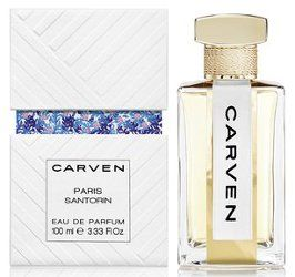 Carven Paris-Santorin ~ new fragrance