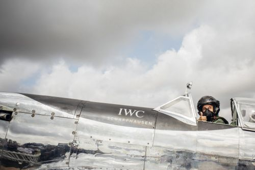 IWC & The Longest Flight
