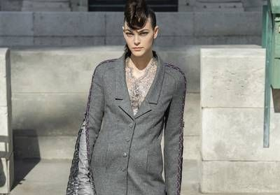 Haute Couture A/H 19:  Chanel Immortel