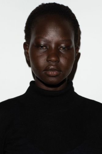 Aweng Chuol for Models.com Confirmed S/S 19 by William Alden