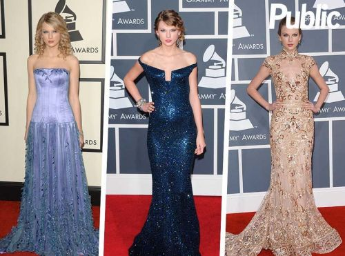 Happy Birthday Taylor Swift:  Ses plus belles robes sur tapis rouge !