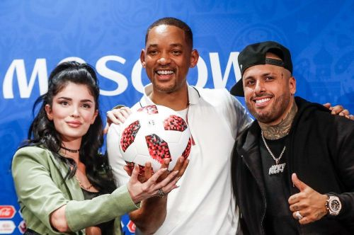 Mondial 2018:  Will Smith chantera lors de la finale France-Croatie !