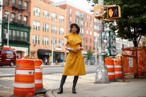 A Street Style with Naomi