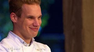 Maximilien, sorti de Top Chef:
