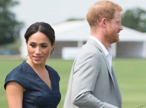 Meghan Markle:  comment elle vient de faire vriller William !