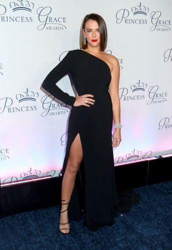 Pauline Ducruet bombesque au gala Princess Grace Awards