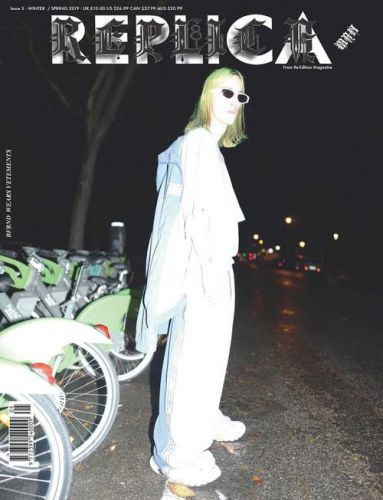 Replica Man Magazine