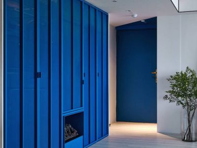 Creative and Multicolor Interior by Waterfrom
