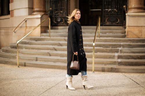 A Street Style With Paulina Liffner