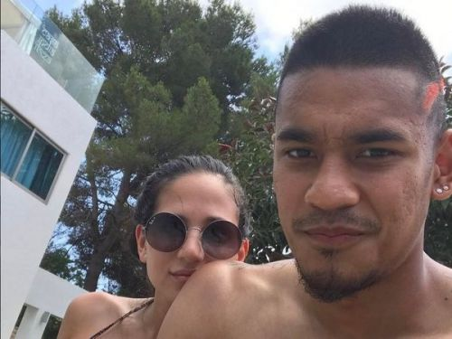 PHOTO. Coupe du Monde 2018 : Le message trop mignon de Marrion, la femme d'Alphonse Areola, à son mari