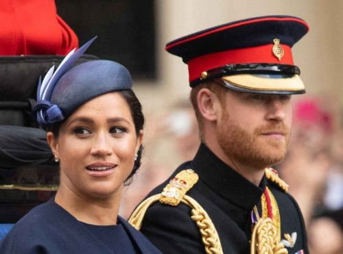 PHOTO- Meghan Markle et Harry dévoilent le visage d'Archie !
