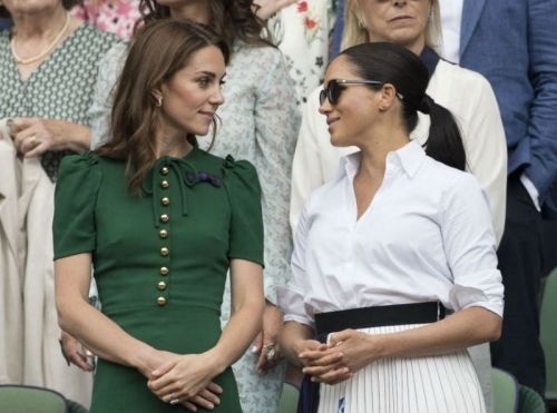 On connaît enfin la raison de la querelle entre Kate Middleton et Meghan Markle