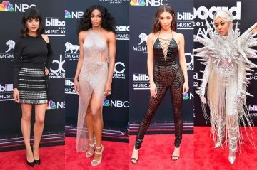 Billboard Music Awards 2018: le pire et le meilleur du tapis rouge